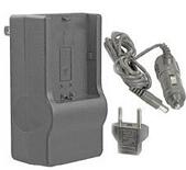 Cargadores para baterías de cámaras fotográficas