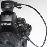 GPS para cámara fotográfica réflex